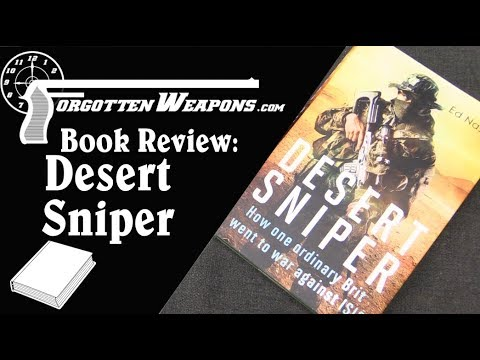 Book Review: Desert Sniper, by Ed Nash