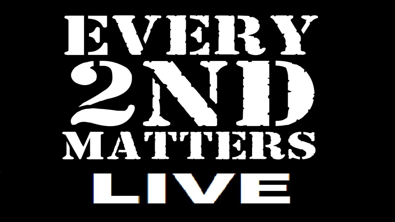 LIVE Every 2nd Matters Show today, Join the Conversation about our 2nd on the 2nd of each month