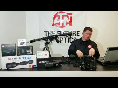 ATN How To Update Your Firmware On Your ATN Optics!
