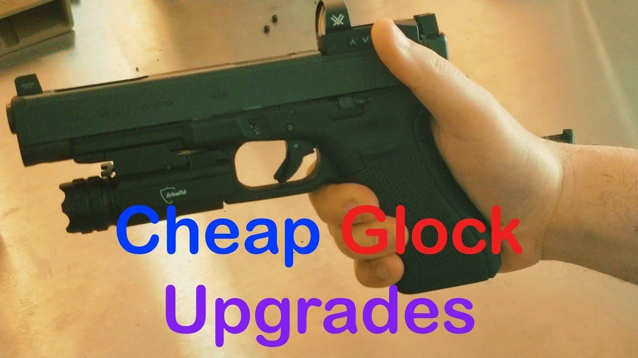 Cheap Glock Upgrades