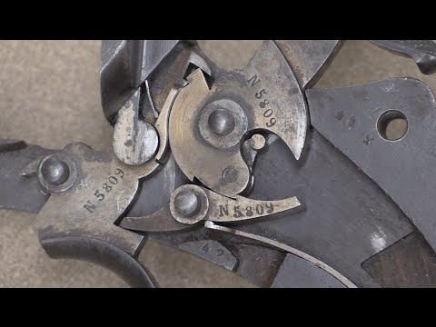 Hand-Fitted Parts Firsthand: French Modele 1874