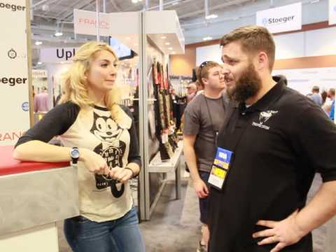 TacTissy interview at the NRA Annual Meetings 4.11.15