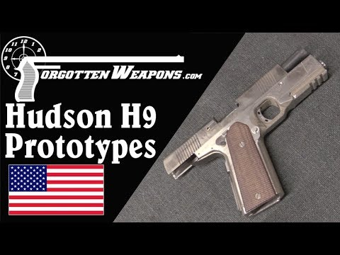 Hudson H9 Prototypes & Development (with Cy Hudson)