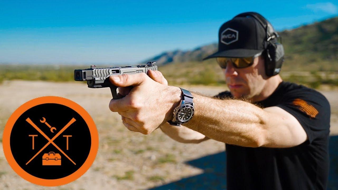 Glock 19 Gen 4 // Built For Speed & Distance?? (w/Links & Codes)