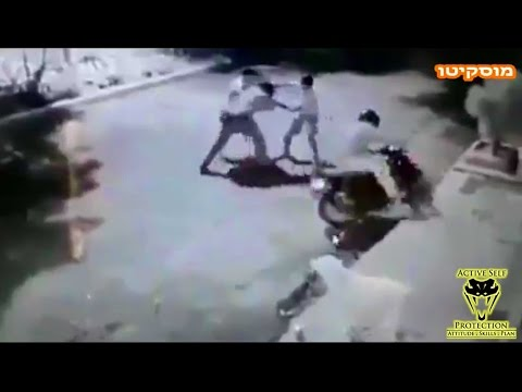 Victims Teach Armed Robbers a Lesson   Active Self Protection
