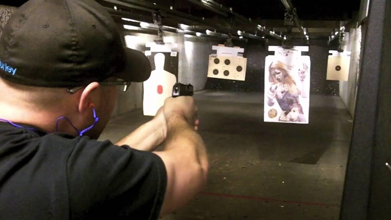 Shooting at range, new gun vise, and a booboo