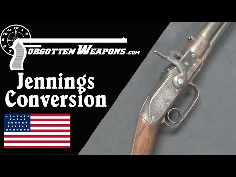 Jennings Muzzleloader Conversion: The Perils of Early Adoption