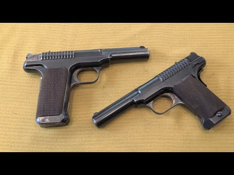 Savage .45 ACP Pistols: History & Disassembly