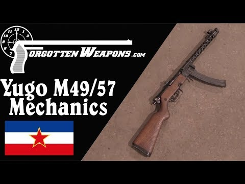Yugoslavia's PPSh Lookalike: The M49/57