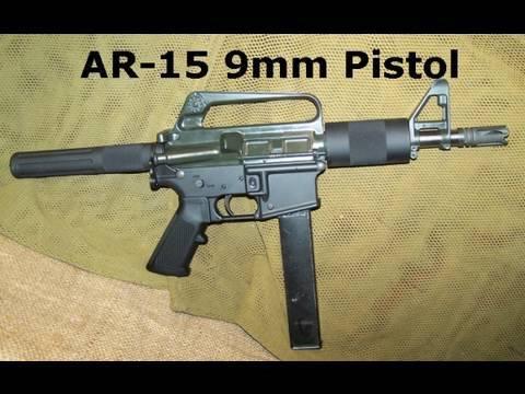 AR-15 Pistol Build