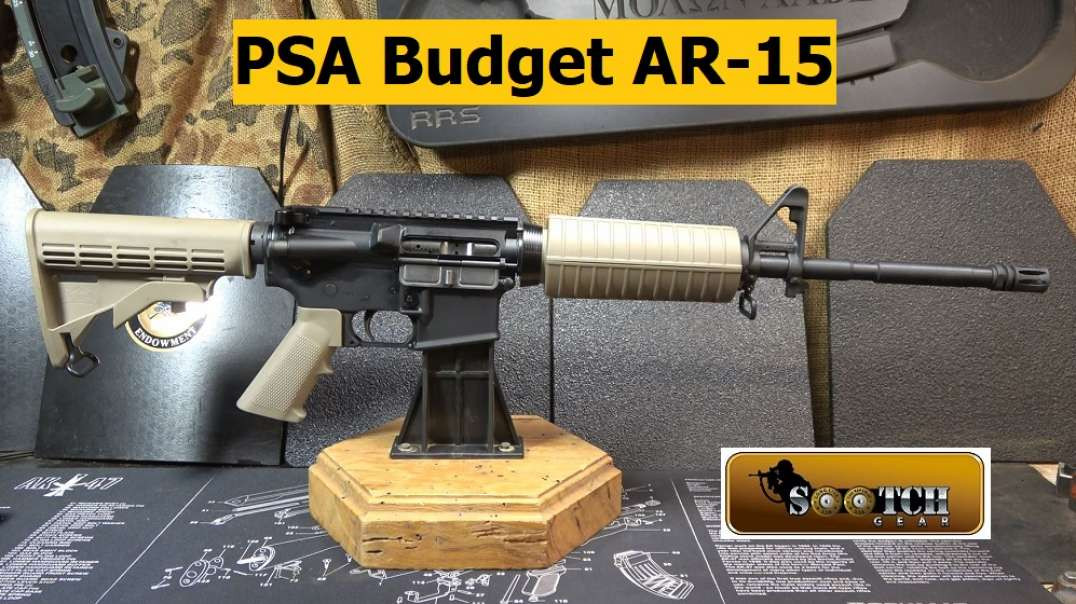 PSA Freedom AR-15 Best Budget Option