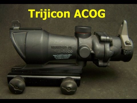 Trijicon ACOG Tactical Scope