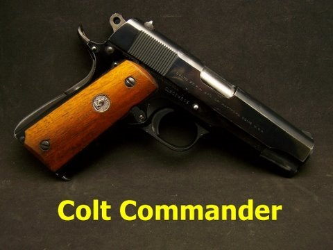 Colt Commander Gun Review 1911