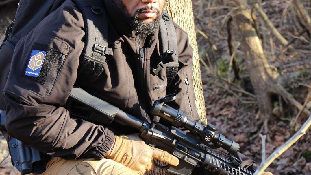 KD rifle build at Tactical Life
