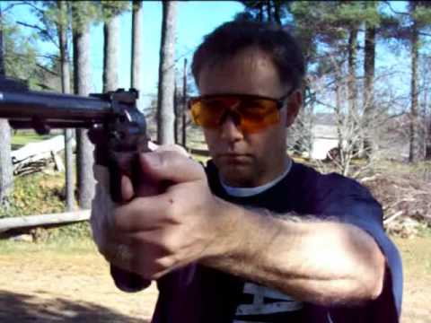 Ruger Single Six Shooting Video