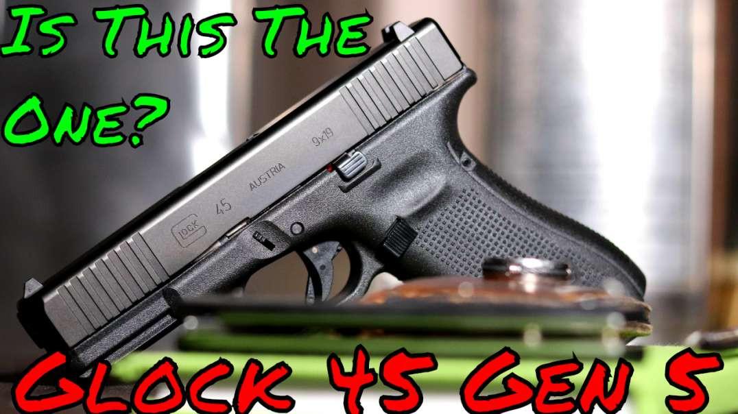 Glock 45 Gen 5 Review And Breakdown