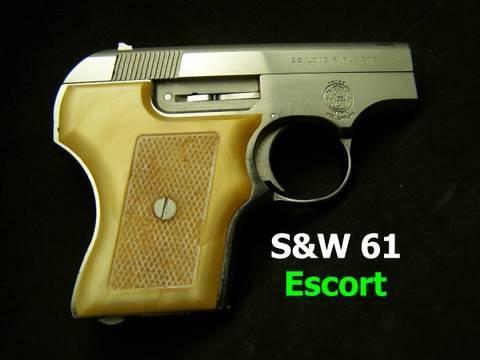 S&W Model 61 Escort 22LR Pistol Review