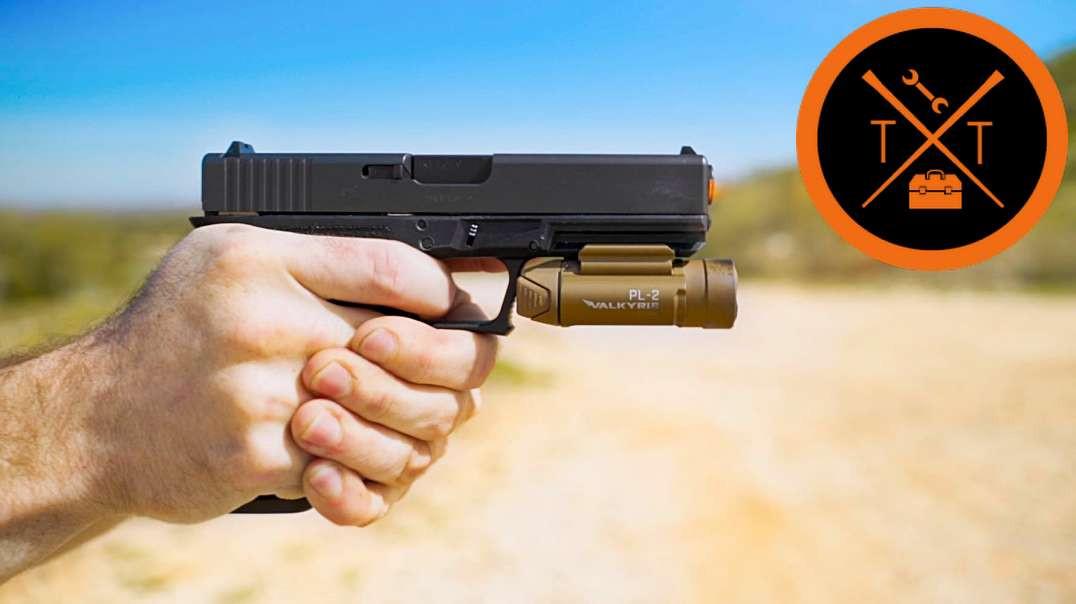 NEW Polymer 80 Glock 10mm // FIRST SHOTS