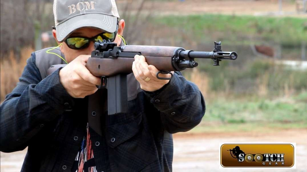 James River Armory Forged Receiver M-14 Review