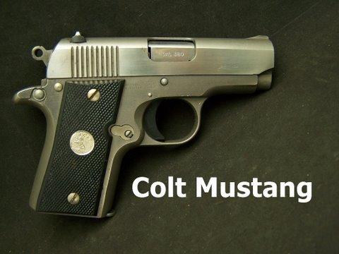 Colt Mustang Pocketlite .380 acp Pistol