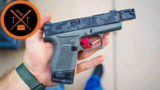 SS80 Glock 43 Review // Should Ya Do It?