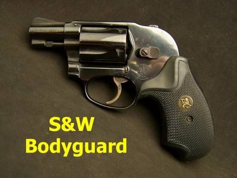 Smith & Wesson Bodyguard Revolver