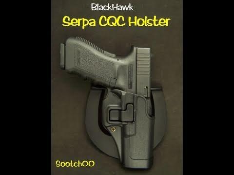 Blackhawk Serpa Holster