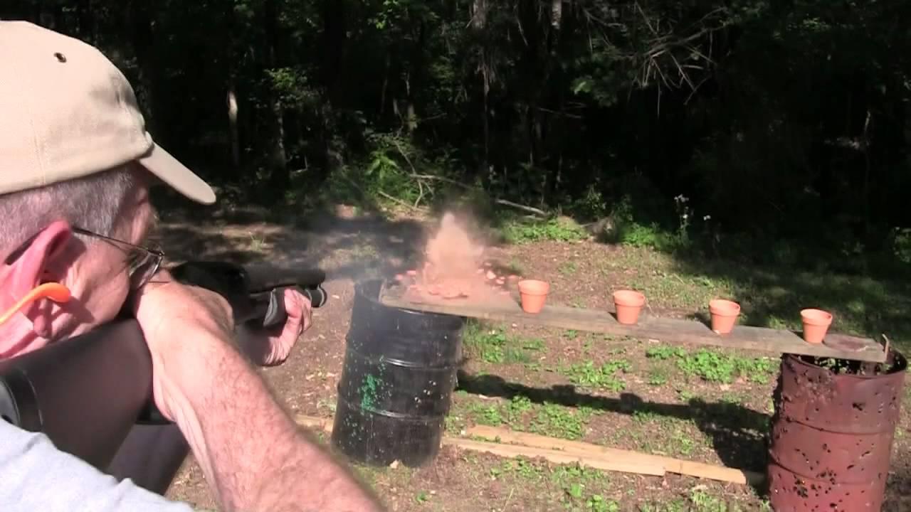 Mossberg 590 A1  Pot Smoking