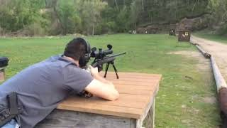 savage FCP 110 338 Lapua Magnum slow motion