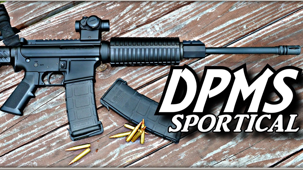 DPMS Sportical review