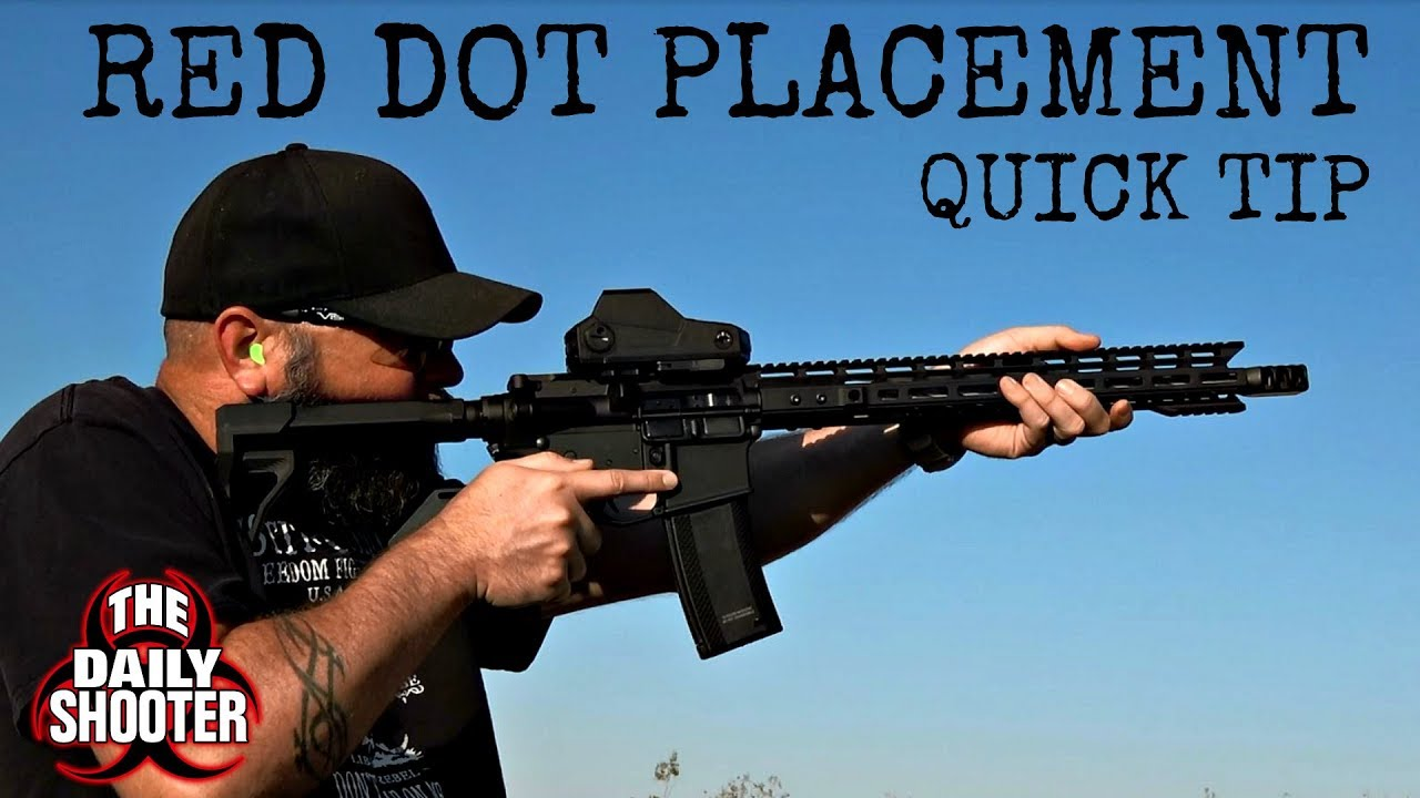 Red Dot Placement Daily Shooter