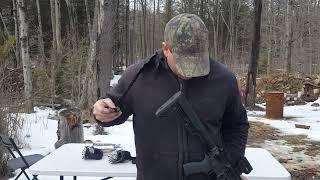 AR-15 sling attachent