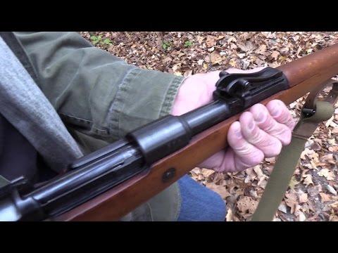 Gewehr 98 Woods Walk