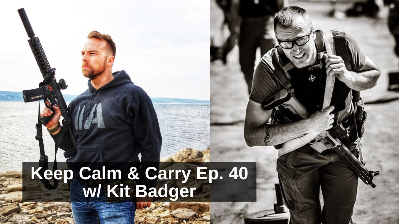 KC&C Ep. 40 w/ Kit Badger