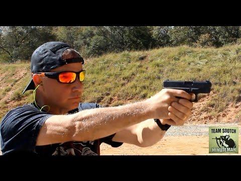 Glock XS Big Dot Express Sights Install & 1000 rd Torture Test