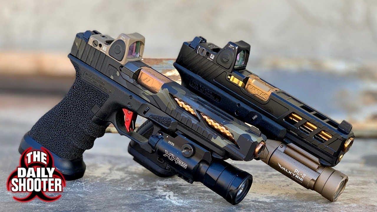 Custom Glock Potential Problems & Fixes