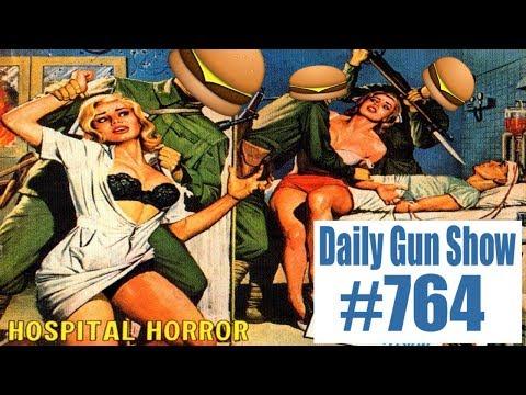 Brady Bill 1994 - Waco Siege 1993 - Chrome Deringer - Daily Gun Show #764