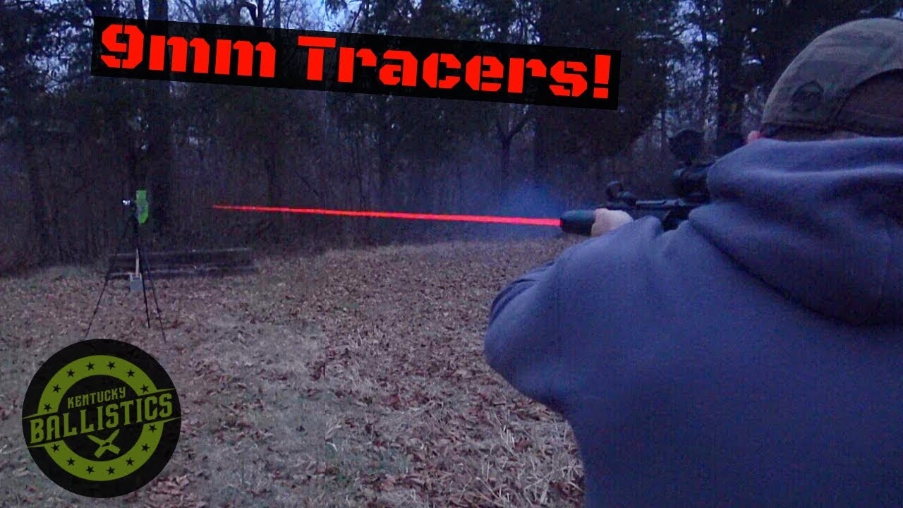MP5 & Tracers! (Full Auto Friday)