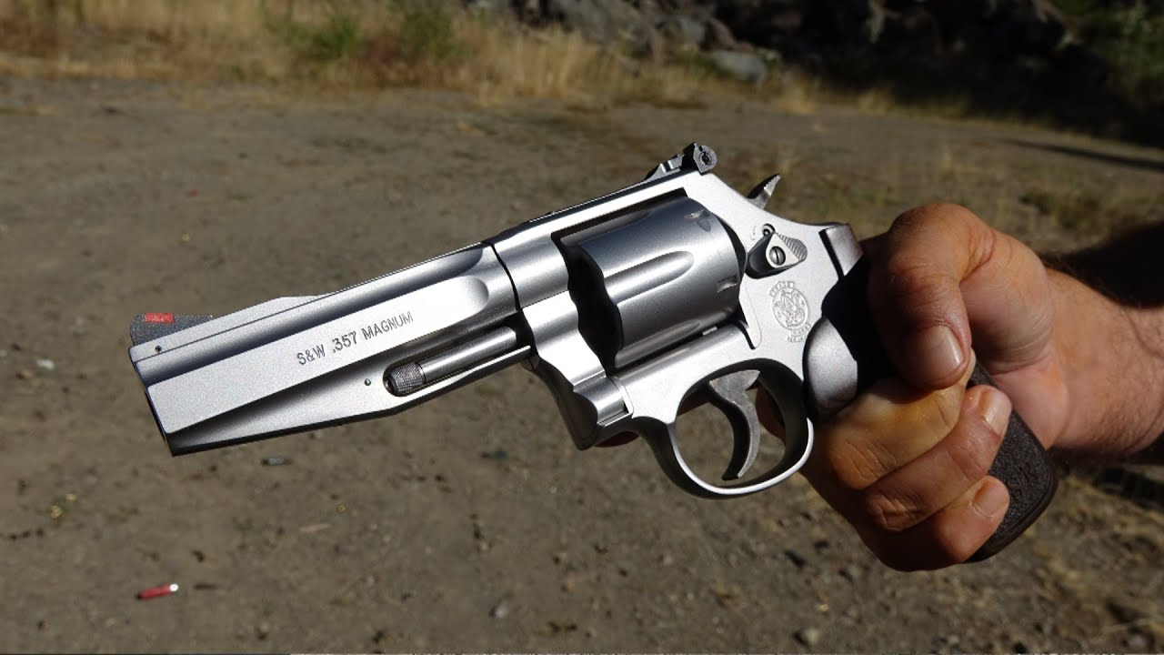 NEW Smith & Wesson 686 SSR (HD)