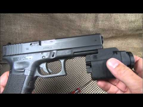 Glock Tactical Light GTL-10 Review