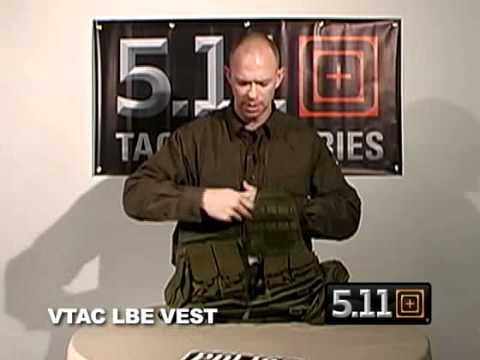 511 Tactical  VTAC LBE Tactical Vest