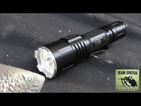 Klarus XT11S 1100 Lumen Tactical Light