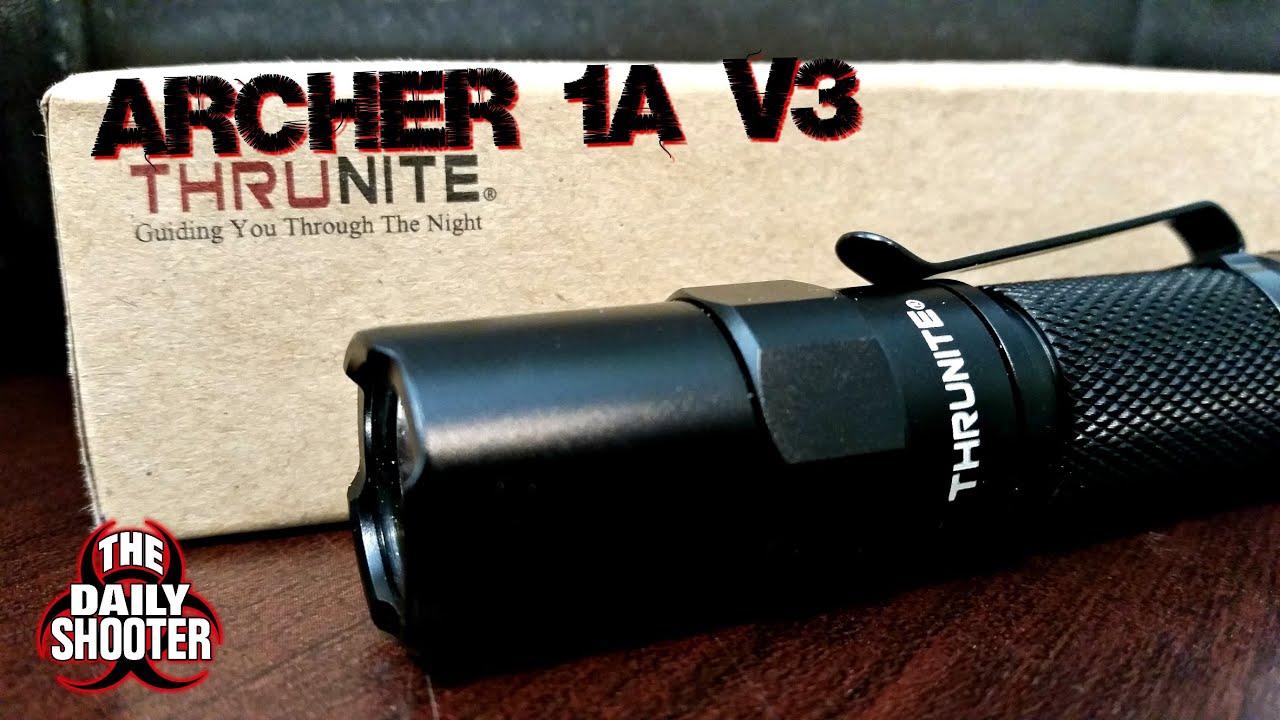 ThruNite Archer 1A V3 Review