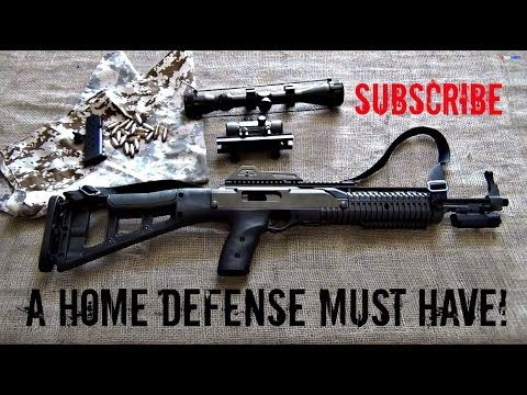 Hi Point 995TS review & home defense uses