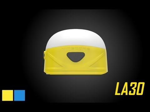 Nitecore LA30 Bi-Fuel Mini Lantern Review