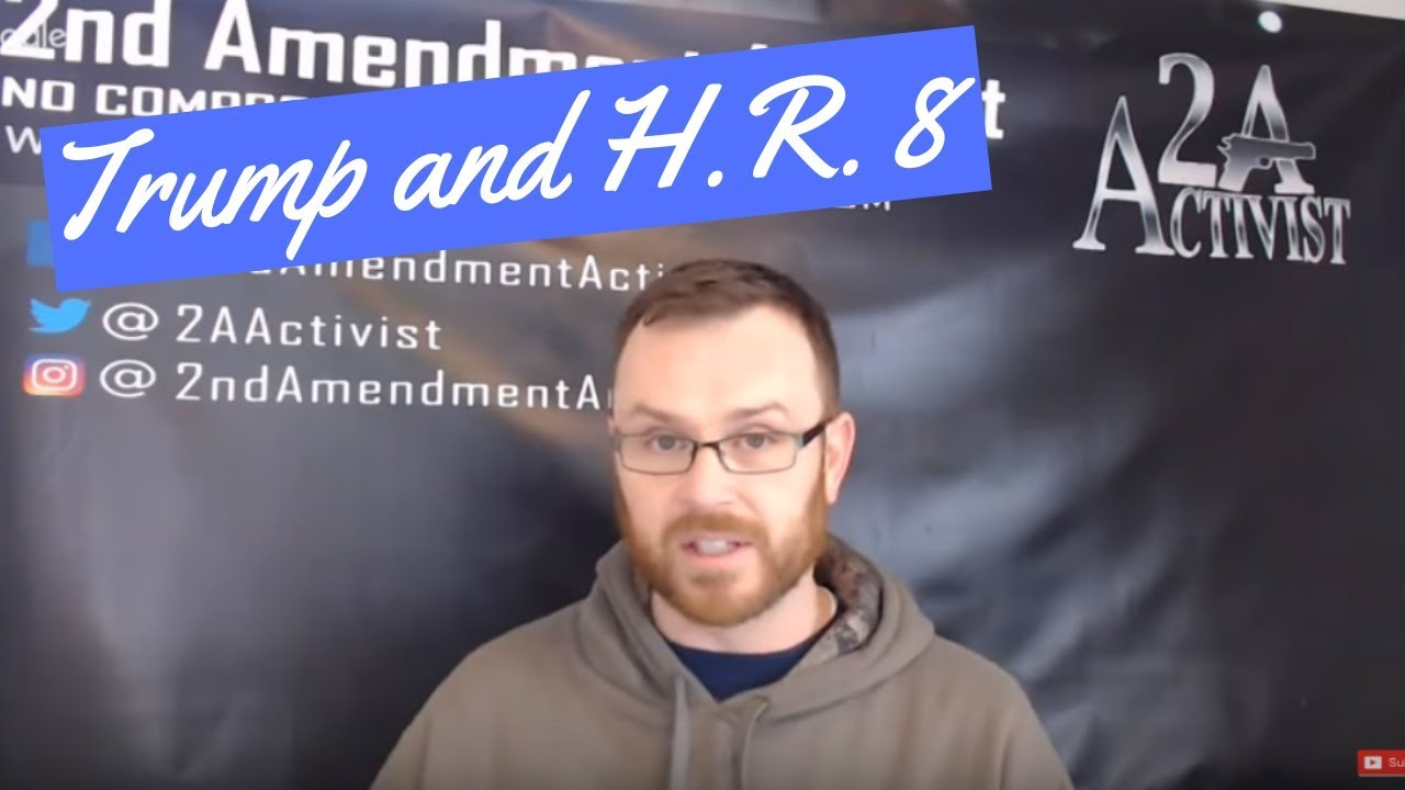 Trump to Veto HR8! Bump Stock Ban Update! GCH Episode 1