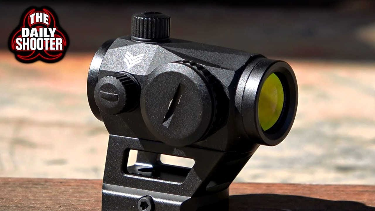 SwampFox Optics Liberator 3 MOA Red Dot Review