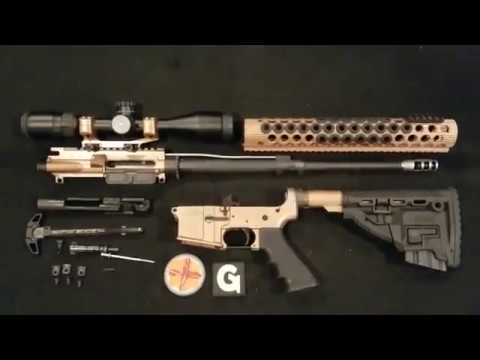 Colt AR15 Review and reassembly