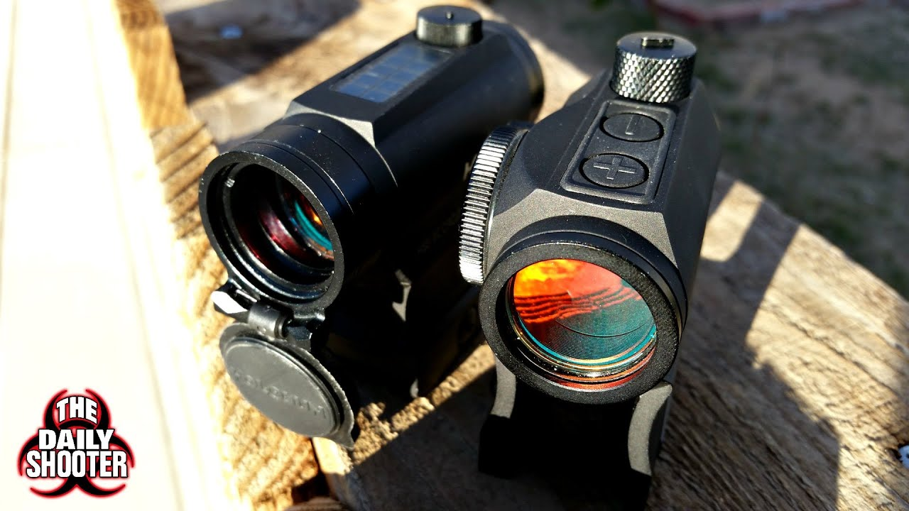 Red Dot Sights and Astigmatism  Blurry Dot to Clear Dot