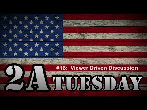 2A Tuesday #016:  Viewer Driven Discussion